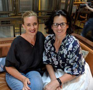 Kristin O'Brien & I